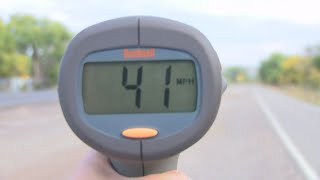 Speeders along Tingley Drive create dangerous situation for beach goers