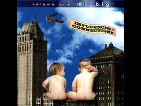 Take Cover - Mr. Big Influences and...