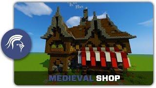 minecraft medieval build building tutorial