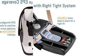 Peg Perego Primo Viaggio 4 35 Infant Car Seat with base