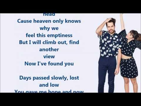 Lost in wonder lyrics