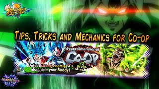 How to WIN in COOP - Hyperdimensional COOP Tips and Tricks - Dragon Ball Legends