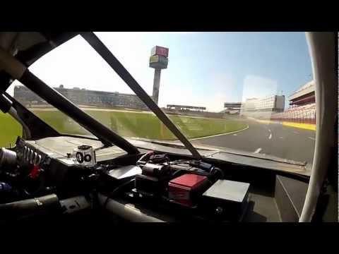 NASCAR Ride Along at Charlotte Motor Speedway