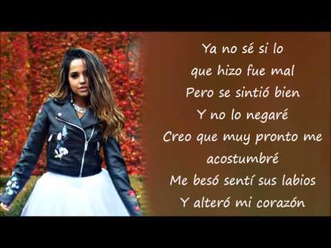 Thumbnail: Becky G - Todo Cambio (lyrics)