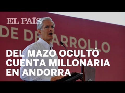 Alfredo Del Mazo omitió en su declaración de bienes fondos que manejó en 2012