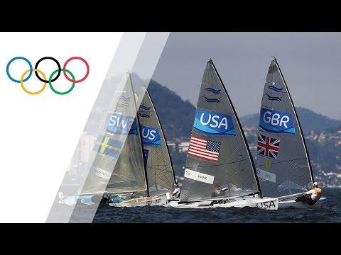 Rio Replay: Finn Men Medal Race