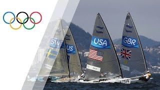 Rio Replay: Finn Men Medal Race