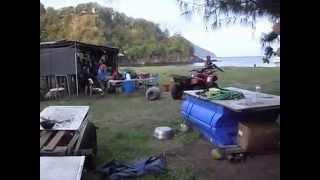 A close look at life on Pagan Island, Northern Mariana Islands