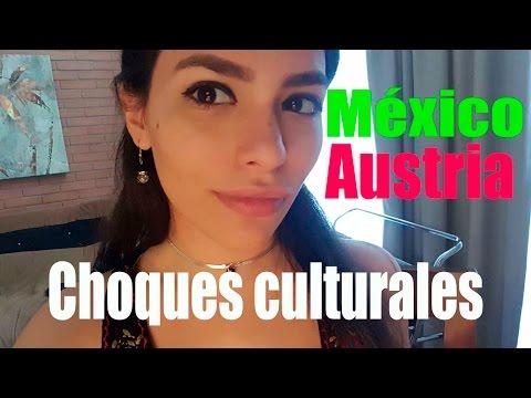 Choques culturales diferencias entre Austria y México