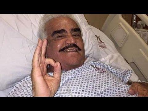 Vicente Fernandez Muere | Rumores ¿Esta Muerto? 2016