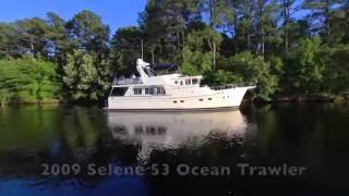 Selene 53 Ocean Trawler 2009 PASSAGE