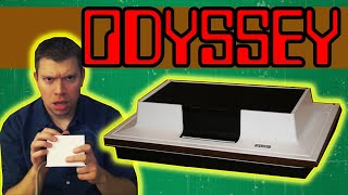 Magnavox Odyssey Console Review (History of Video Games pt 2) | The Irate Gamer