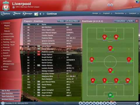 football manager 2011 download ita pc gratis completo