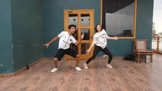 Akh Lad Jave Dance Choreography | Loveyatri | simple dance move video cover .
