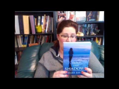 Into the Shadows by Marie Jones Book Unboxing