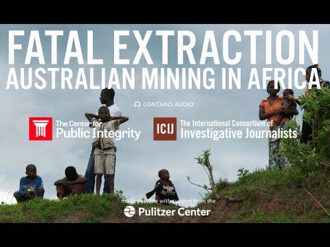 Talks@Pulitzer: Fatal Extraction
