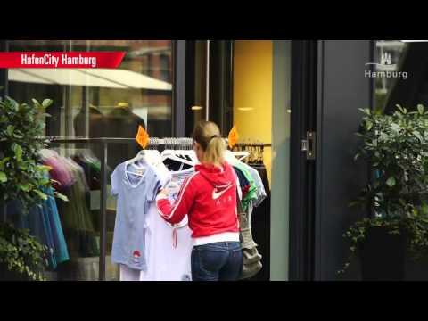HafenCity Hamburg HH Deutschland/Germany HD