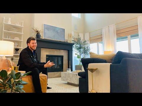 4 Channel Home  Living Room? Samsung Frame TV / Designer Media Solutions