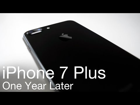 iPhone 7 Plus - One Year Later