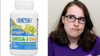 Should vegans take DHA & EPA supplements?