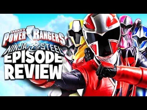 Power Rangers Ninja Steel Episode 1 Return Of The Prism Review