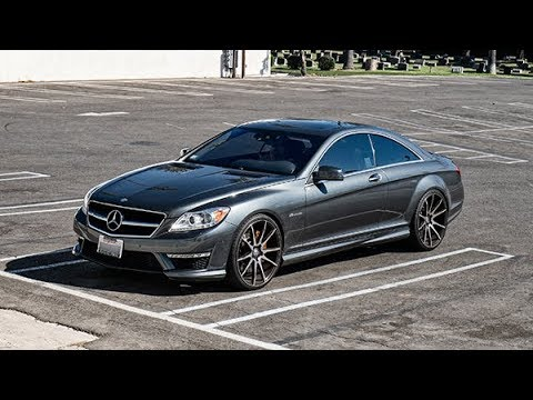 Overview | 2011 Mercedes CL63 AMG