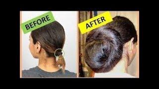 Voici 3 recettes puissantes magiques pour la pousse des cheveux en 5 jours! Santé&Divertissement