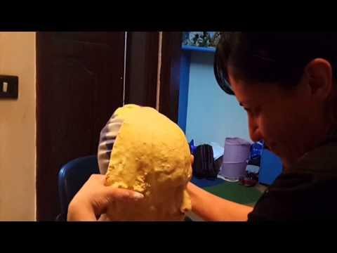Full head cast process