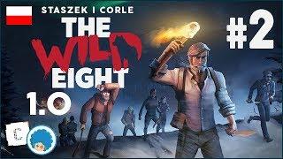 The Wild Eight PL ze Staszkiem ❄️ #2 (odc.2)  Pełna wersja survivalu | Gameplay po polsku 4K