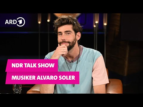 Alvaro was live on the German TV show NDR Talk Show last Friday. Watch here his interview