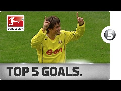 Tomas Rosicky - Top 5 Goals