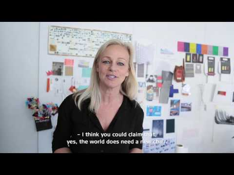 Interview with Anne Qvist from the exhibition Danish Design Now