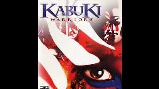 Kabuki Warriors - Xbox  2001 (Time Attack Mode #1)