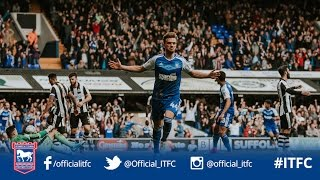 HIGHLIGHTS | Ipswich Town 3-1 Newcastle