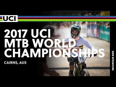 2017 UCI Mountain bike World Championships - Cairns (AUS) / Men DHI