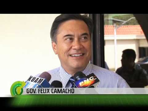 Guam Buildup: Governor - Good Business Means Following the Money