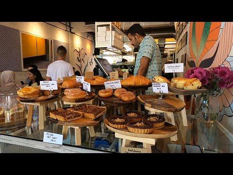 The best bakery cafe in Kuala Lumpur / 쿠알라룸푸르 맛집