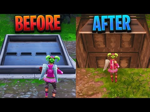 Opening the SECRET BUNKER in Wailing Woods..