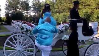 Nikki & Jason Langley Wedding Day