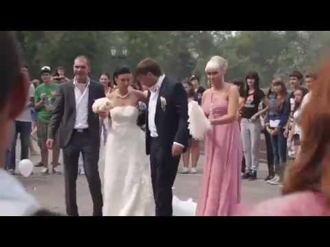 Свадебные сексприколы