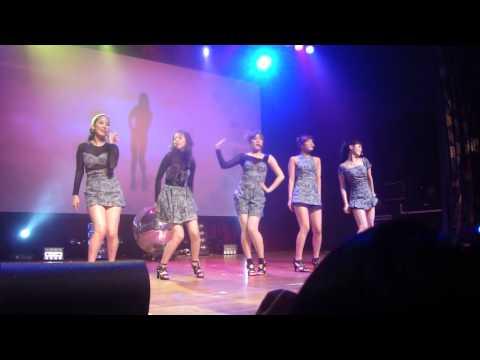 Wonder Girls - Tell Me @ HoB San Diego