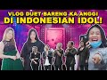 DUET ANGGI X ANNETH SAMPAI KETEMU BAND UNGU! - VLOG RESULT & REUNION INDONESIAN IDOL