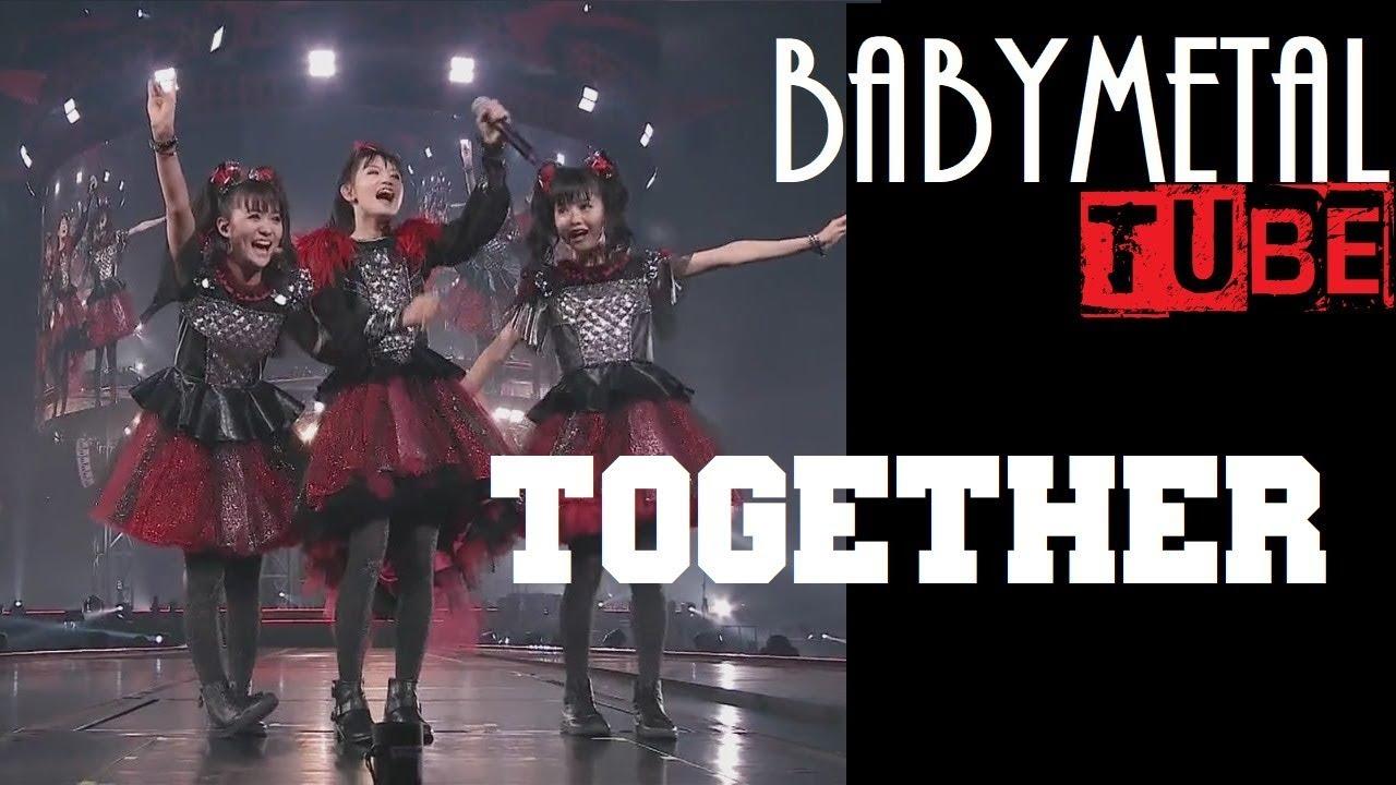 BABYMETAL - Together | Tribute  「日本語字幕🦊」