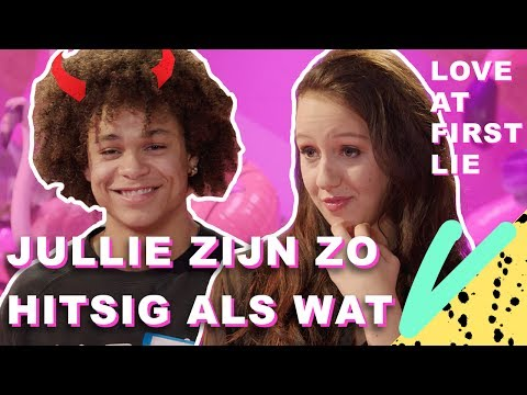 Hebben MANNEN een HOOG LIBIDO? | Love at First Lie - CONCENTRATE VELVET