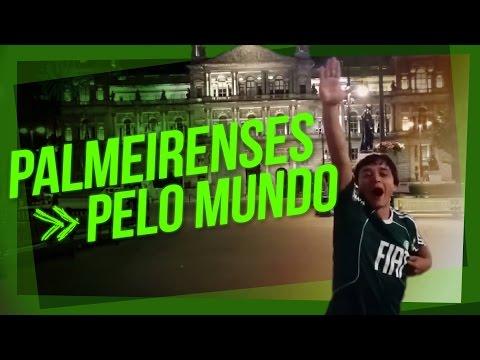 #Palmeiraspelomundo: um passeio por Glasgow, Escócia, com Leandro Pires