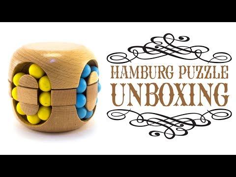 Hamburg Puzzle Unboxing | Обзор...