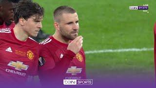 FULL Penalty Shootout: Villarreal vs Man United (11-10)   UEL 20/21 Moments