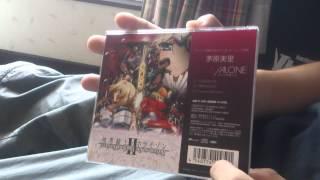 茅原実里さんのZONE//ALONEのCD開封動画です(*^^*) ※初アップロードでち...