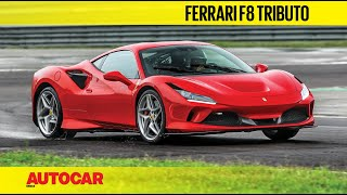 Ferrari F8 Tributo Review | First Drive | Autocar India