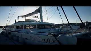 Lagoon 560 - Yacht Delivery from Corfu to Sicily